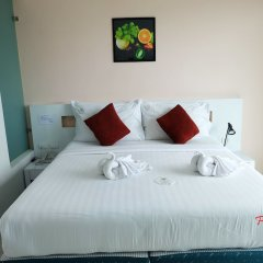 Отель The Frutta Boutique Patong Beach комната для гостей фото 17