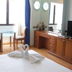 Отель Omni Tower Syncate Suites Бангкок удобства в номере фото 2
