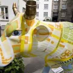 Отель Absalon Hotel Дания, Копенгаген - 1 отзыв об отеле, цены и фото номеров - забронировать отель Absalon Hotel онлайн детские мероприятия
