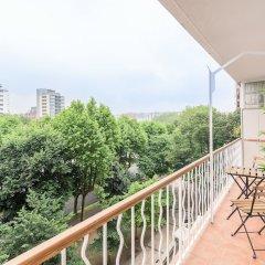 Отель Maruxa Испания, Сан-Себастьян - отзывы, цены и фото номеров - забронировать отель Maruxa онлайн балкон