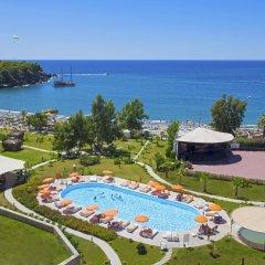 Отель Justiniano Deluxe Resort – All Inclusive Окурджалар пляж