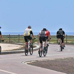 Отель Sol Fuerteventura Jandia спортивное сооружение