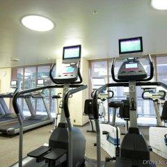 Отель Okura Tokyo Япония, Токио - отзывы, цены и фото номеров - забронировать отель Okura Tokyo онлайн фитнесс-зал фото 2