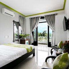 Отель Coconut Hamlet Homestay комната для гостей фото 4