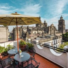 Hostel Mundo Joven Catedral Мехико фото 6