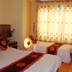 Pumpkin Hotel комната для гостей