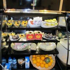 Отель Le Meurice питание