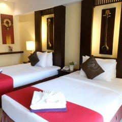 Golden Sea Pattaya Hotel сейф в номере