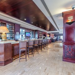 Отель Arabian Ranches Golf Club гостиничный бар