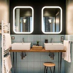 Отель 1er Etage SoPi Франция, Париж - отзывы, цены и фото номеров - забронировать отель 1er Etage SoPi онлайн ванная фото 2