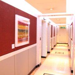 Art Hotel интерьер отеля