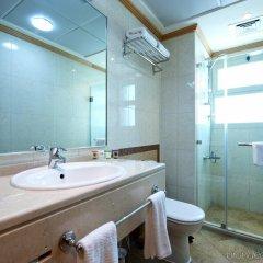 Отель TIME Ruby Hotel Apartments ОАЭ, Шарджа - 1 отзыв об отеле, цены и фото номеров - забронировать отель TIME Ruby Hotel Apartments онлайн ванная