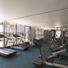 Отель Banyan Tree Ungasan фитнесс-зал фото 4