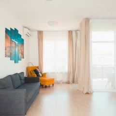 Гостиница Fenix Deluxe Apartment on Golubaya 5 в Сочи отзывы, цены и фото номеров - забронировать гостиницу Fenix Deluxe Apartment on Golubaya 5 онлайн комната для гостей фото 5