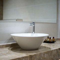 Отель Agnes Deluxe Греция, Пефкохори - отзывы, цены и фото номеров - забронировать отель Agnes Deluxe онлайн ванная фото 2