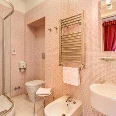 Отель Manin Suites Италия, Рим - отзывы, цены и фото номеров - забронировать отель Manin Suites онлайн ванная фото 4