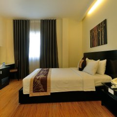 Ho Sen - Lotus Lake Hotel комната для гостей фото 4