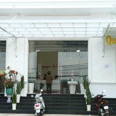Nguyen Anh Hotel - Bui Thi Xuan Далат парковка
