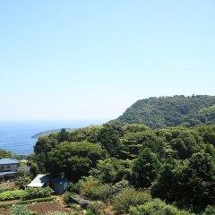 Отель Ippon no Enpitsu Ито приотельная территория