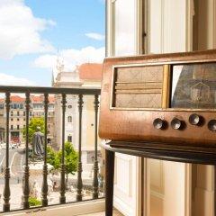 Отель Le Consulat балкон