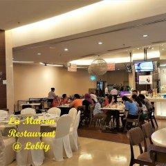 Отель Maytower Hotel & Serviced Apartment Малайзия, Куала-Лумпур - 1 отзыв об отеле, цены и фото номеров - забронировать отель Maytower Hotel & Serviced Apartment онлайн питание