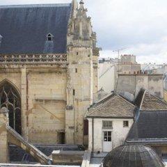 Отель Hôtel Saint Merry Франция, Париж - отзывы, цены и фото номеров - забронировать отель Hôtel Saint Merry онлайн фото 2