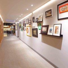 Отель ibis Styles Bangkok Khaosan Viengtai интерьер отеля