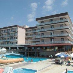 Club Casmin Hotel пляж