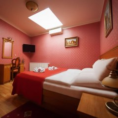 Hotel Askania Прага комната для гостей фото 2