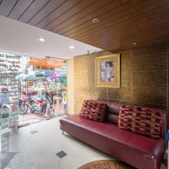 Отель Grand Lucky Бангкок интерьер отеля