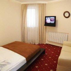 Гостиница Genoff 4* Стандартный номер с двуспальной кроватью фото 11