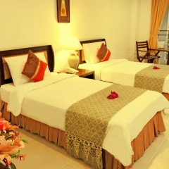 Отель Areca Resort & Spa 5* Улучшенный номер с различными типами кроватей фото 2