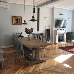 Апартаменты Stay at Home Madrid Apartments VIII питание