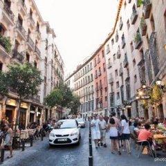 Отель Hostal Abaaly Испания, Мадрид - 4 отзыва об отеле, цены и фото номеров - забронировать отель Hostal Abaaly онлайн фото 14