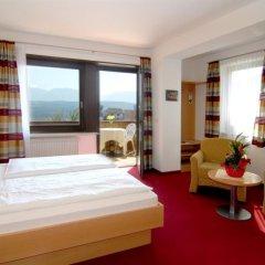Отель Haus Römerrast Кальдаро-сулла-Страда-дель-Вино комната для гостей