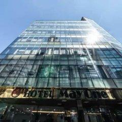 Отель Mayone Hotel Южная Корея, Сеул - отзывы, цены и фото номеров - забронировать отель Mayone Hotel онлайн вид на фасад