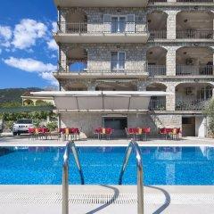 Отель KONTE бассейн фото 3