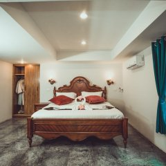Отель Sasitara Thai villas Таиланд, Самуи - отзывы, цены и фото номеров - забронировать отель Sasitara Thai villas онлайн комната для гостей фото 3
