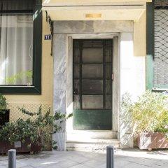 Отель Live Life Ermou Афины вид на фасад
