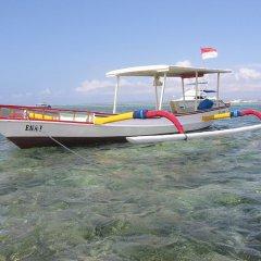 Отель Bayshore Villas Candi Dasa Индонезия, Бали - отзывы, цены и фото номеров - забронировать отель Bayshore Villas Candi Dasa онлайн приотельная территория