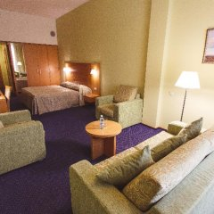 Бизнес Отель Евразия 4* Стандартный номер разные типы кроватей