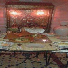 Отель Maison Aicha Марокко, Марракеш - отзывы, цены и фото номеров - забронировать отель Maison Aicha онлайн питание фото 3