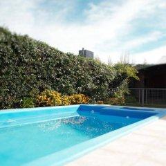 Отель Cabañas Olivos y Bodegas Сан-Рафаэль бассейн