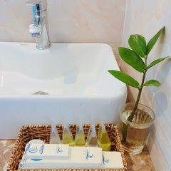 Отель An Bang Beach Nature Homestay ванная фото 2