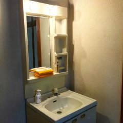Отель Minshuku Yakushima - Hostel Япония, Якусима - отзывы, цены и фото номеров - забронировать отель Minshuku Yakushima - Hostel онлайн ванная