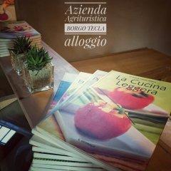 Отель Agriturismo Borgo Tecla Италия, Роза - отзывы, цены и фото номеров - забронировать отель Agriturismo Borgo Tecla онлайн интерьер отеля фото 3