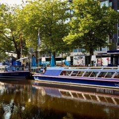 Отель Park Centraal Amsterdam Амстердам приотельная территория