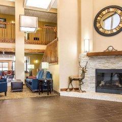 Отель Comfort Suites Effingham интерьер отеля