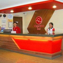 Отель Express Inn - Mactan Hotel Филиппины, Лапу-Лапу - отзывы, цены и фото номеров - забронировать отель Express Inn - Mactan Hotel онлайн интерьер отеля фото 3