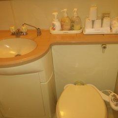 Mount View Hotel Камикава ванная фото 2